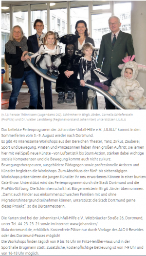 LILALU 2015 Dortmund