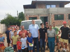 Spendenfahrt nach Rumänien