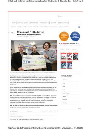 FFD Kinder- und Jugendfonds
