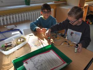 Technikförderung an der Westricher Grundschule