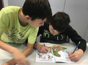 Lernwerkstatt für Schüler:innen mit LRS