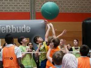 Großes Sportevent an der Heinrich-Böll-Gesamtschule