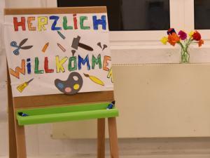 Kreativraum für das SOS-Kinderdorf