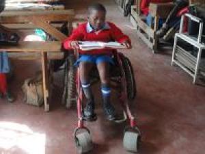 Behindertengerechte Schulen