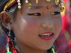 Fahrt nach Nepal in Erdbeben-Gebiete