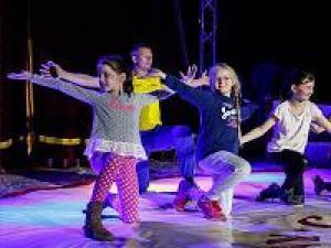 Zirkusprojekt an der Widey-Grundschule